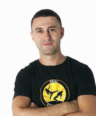 Клуб «Real-Capoeira»Катковский Игорь